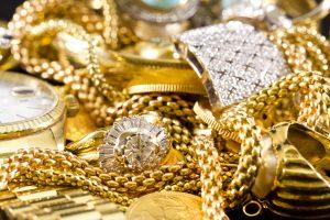 Beautiful Gold and Diamond Jewelry