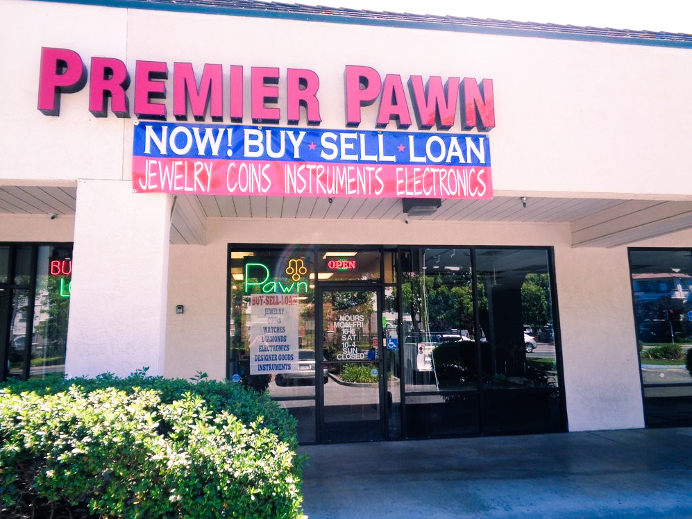 Premier Pawn in Fairfield